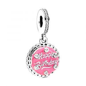 PANDORA Bedel Pink Birthday Cake 798888C01