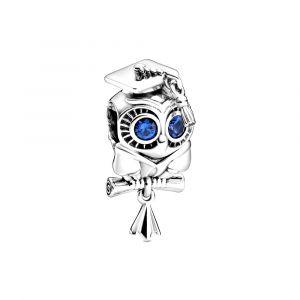 PANDORA Bedel Wise Owl Graduation 798907C01