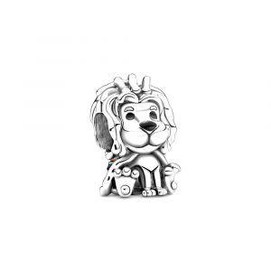 PANDORA Bedel Wavy Union Jack Lion 799032C01