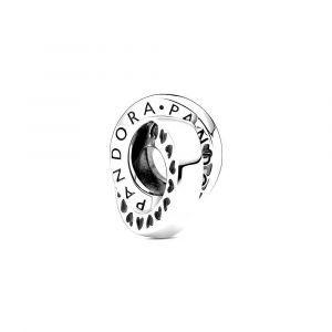 PANDORA Spacer Logo & Heart Bands 799035C00