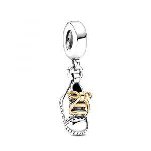 PANDORA Bedel Baby Shoe 799075C00