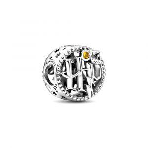 PANDORA Bedel Harry Potter, HP Logo 799127C01