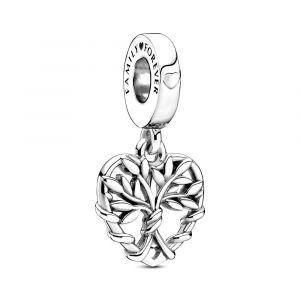 PANDORA Bedel Heart Family Tree 799149C00
