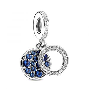 PANDORA Bedel Sparkling Blue Disc 799186C01