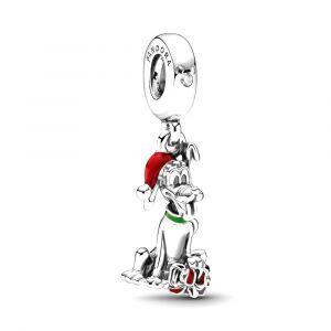 PANDORA Bedel Disney Pluto Christmas Present 799199C01