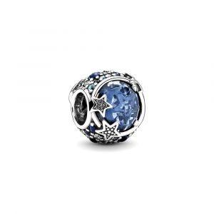 PANDORA Bedel Celestial Blue Sparkling Stars 799209C01