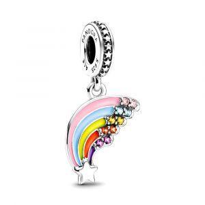 PANDORA Colourful Rainbow Dangle Charm 799351C01