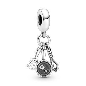 Pandora Spatel, Koekenpan & Garde Hangende Bedel 799531C01