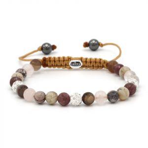 Karma Armband 83575 Spiral Pink Moon XS