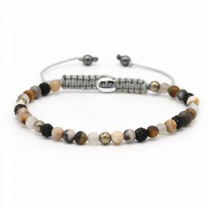 Karma Armband 84370 Spiral Daydream XXS (Black Crystal)