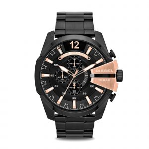 DIESEL horloge DZ4309 Mega Chief