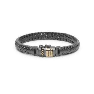 Buddha to Buddha armband Ben XS Black Rhodium J070BRG