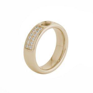 MELANO ring M01R-9010-RG-CZ Vivid Vicky