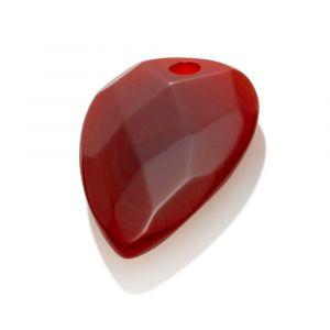 SPARKLING JEWELS Hanger PENGEM33-BS - Red Agate