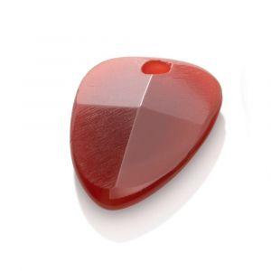 SPARKLING JEWELS Hanger PENGEM33-SH - Red Agate