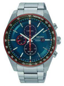 SEIKO Heren horloge Solar SSC717P1