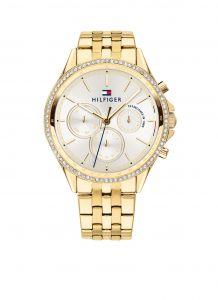 Tommy Hilfiger TH1781977 Horloge - Staal - Goudkleurig - Ø 38 mm