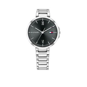 TOMMY HILFIGER TH1782204 Horloge - Staal - Zilverkleurig - Ø 34 mm
