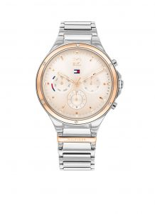 Tommy Hilfiger TH1782279 Horloge  - Staal - Bicolour -