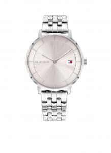Tommy Hilfiger TH1782283 Horloge  - Staal - Zilverkleurig -