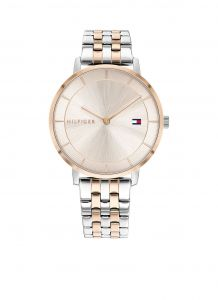 Tommy Hilfiger TH1782284 Horloge  - Staal - Bicolour -