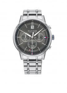 Tommy Hilfiger TH1791632 Horloge - Staal - Zilverkleurig - Ø  44 mm