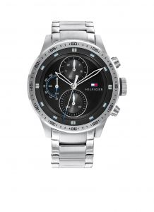 Tommy Hilfiger TH1791805 Horloge  - Staal - Zilverkleurig -