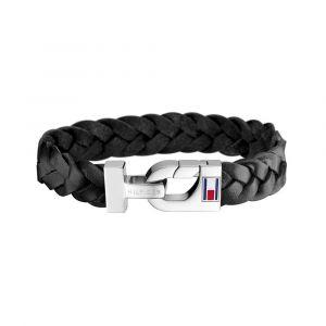 Tommy Hilfiger TJ2700872 - Armband - Zwart
