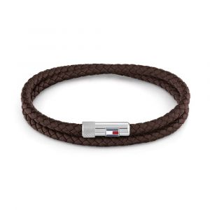 Tommy Hilfiger TJ2790263S - Armband - Bruin
