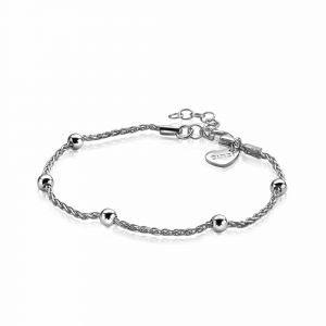 ZINZI zilveren armband ZIA1128 (Lengte 17,5 - 20,5 cm)