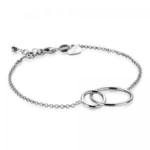 ZINZI zilveren armband ZIA1278 (Lengte 16-19cm)
