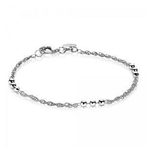 ZINZI zilveren armband ZIA1422 (Lengte 18-21cm)