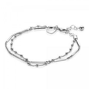 ZINZI zilveren armband ZIA1461 (Lengte 17-20cm)