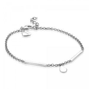 ZINZI zilveren armband ZIA1678 (Lengte 19cm)
