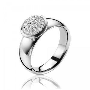 ZINZI ring ZIR1151 - Zilver 925 - Zirkonia