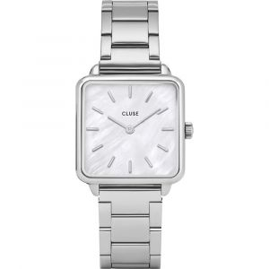 CLUSE horloge La Tetragone CL60025S