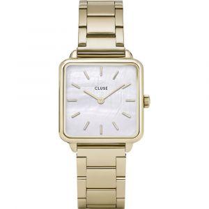 CLUSE horloge La Tetragone CL60026S