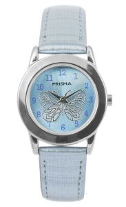 Prisma kinderhorloge CW.184 Kids Butterfly Blauw