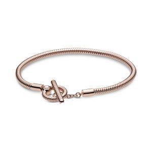 Pandora Moments T-Bar schakel Armband 589087C00