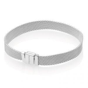 PANDORA Reflexions Mesh Armband 597712
