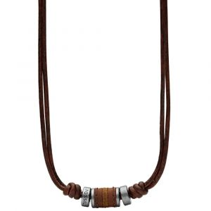 FOSSIL ketting Rondell Group JF00899797