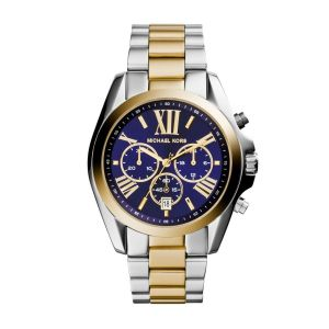 Michael Kors MK5976 horloge- Bicolor 43mm