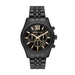 Michael Kors Men's Lexington Black IP Watch MK8603
