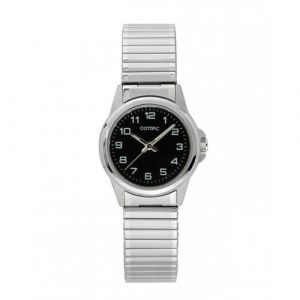 Olympic OL26DSS107 Phoenix Horloge - Staal - Zilverkleurig - 27mm