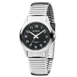Olympic OL72DSS107 Phoenix Horloge - Staal - Zilverkleurig - 27mm