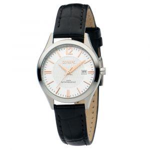 Olympic OL88DSL018 Prato Horloge - Leer - Bruin - 29mm