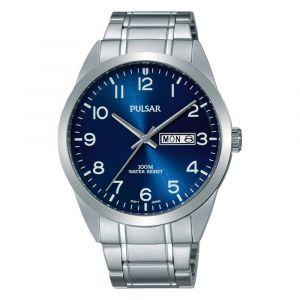 Pulsar heren analoog horloge PJ6061X1 - 38mm