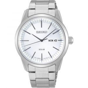Seiko Heren horloge SNE523P1 Solar