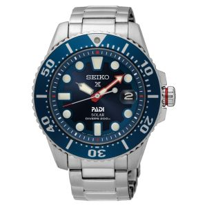 Seiko Prospex heren Solar horloge SNE549P1 - 43,5mm
