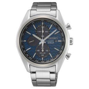 Seiko Chronograaf horloge SSC801P1 - 41,5